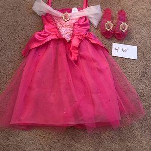 Other - Disney Aurora costume.